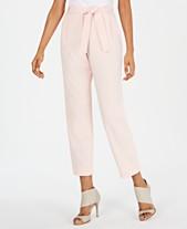 0f9351c2eca3b Calvin Klein Womens Pants - Macy s