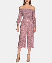 7c17ac54a72e 1.STATE Wildflower Off-The-Shoulder Jumpsuit