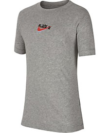 Nike Big Boys LBJ Graphic Dri-FIT T-Shirt