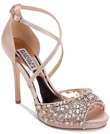 Badgley Mischka Lyzbeth Evening Shoes