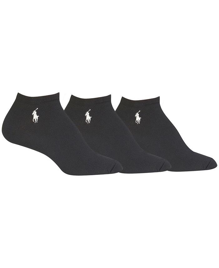 Polo Ralph Lauren - Women's 3-Pk. Super-Soft Low-Cut Socks