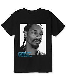 Snoop Long Beach Men's Graphic T-Shirt