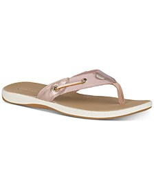 Women's Seafish Thong Sandals
