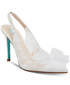 Betsey Johnson Abia Evening Sandals