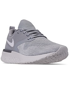 timeless design 7abc4 a822d Nike Men s Odyssey React Flyknit 2 Running Sneakers from Finish Line