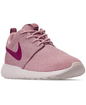 hot sale online e3b0b 2b2d9 Nike Womens Roshe One Casual Sneakers from Finish Line
