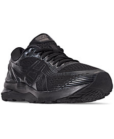 Asics Men's GEL-Nimbus 21 Running Sneakers from Finish Line