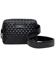 Weavers Way Leather Belt Bag