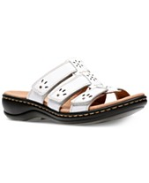 cbc2fd30c01c Clarks Collection Women s Leisa Spring Sandals