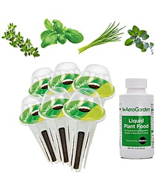 Pizza Herb 6-Pod Seed Kit