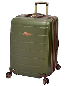 """London Fog Brentwood 24"""" Hardside Spinner Suitcase, Created for Macy's"""