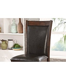 Wooden Count Height Chair, Pack of 2