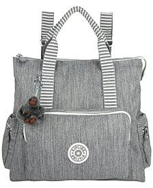 Kipling Alvy Convertible 2-in-1 Convertible Backpack Tote Bag
