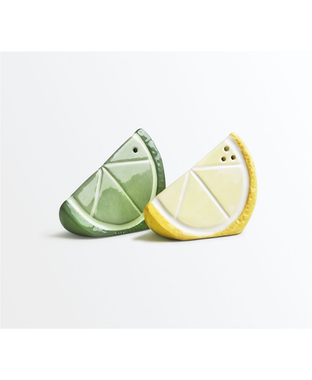 Lemon and Lime Salt & Pepper Shakers, Created for Macy's
