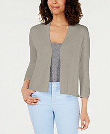 Open-Front Bolero Cardigan, Created for Macy's