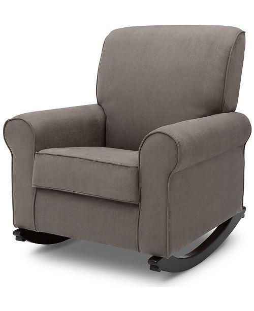 Delta Rowen Nursery Rocking Chair