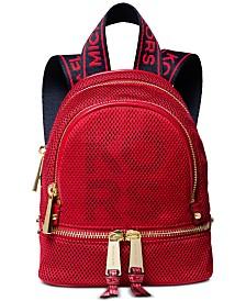 MICHAEL Michael Kors Rhea Logo Convertible Backpack