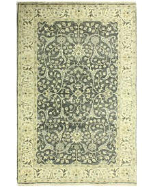 "Heirloom HR112 Gray 8'9"" x 11'9"" Area Rug"
