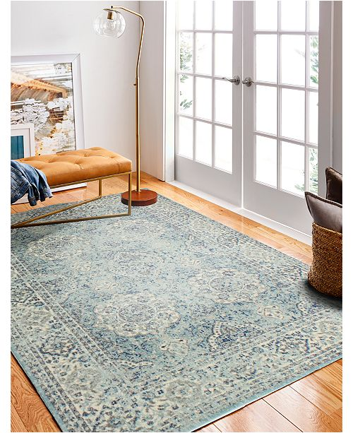 Bb Rugs Medley 5363 3 6 X 5 Area