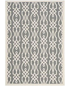 """Cement 2'7"""" x 5' Area Rug, Created for Macy's"""