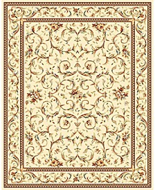 Lyndhurst Ivory 11' x 15' Area Rug