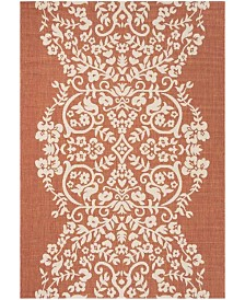 "Martha Stewart Collection Cinnamon Stick 4' x 5'7"" Area Rug, Created for Macy's"
