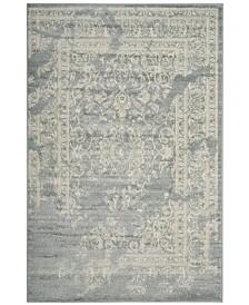 Safavieh Adirondack Slate and Ivory 6' x 9' Area Rug