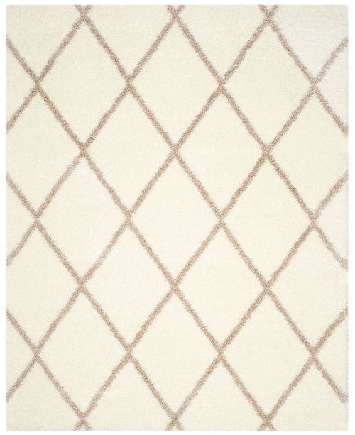 """Safavieh Montreal Ivory and Beige 8'6"""" x 12' Area Rug"""