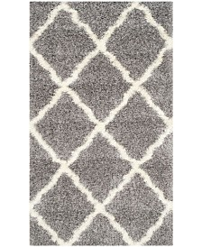 "Safavieh Montreal Gray and Ivory 2'3"" x 5' Area Rug"