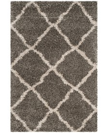 "Safavieh Belize Gray and Taupe 2'3"" x 5' Area Rug"