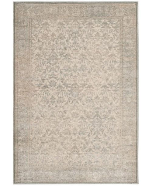 "Safavieh Paradise Cream and Slate Blue 8' x 11'2"" Area Rug"
