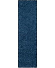 "Laguna Blue 2'3"" x 10' Runner Area Rug"