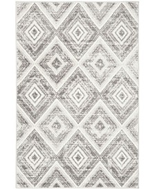 Safavieh Skyler Gray and Ivory 10' x 14' Area Rug