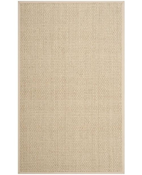 Safavieh Natural Fiber Natural and Beige 10' x 14' Sisal Weave Area Rug