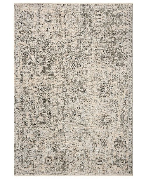 "Safavieh Winston Beige and Grey 2'2"" x 8' Runner Area Rug"
