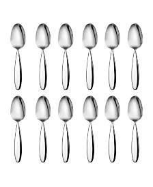 D&M Teaspoon 12-Piece Flatware Utensil Set