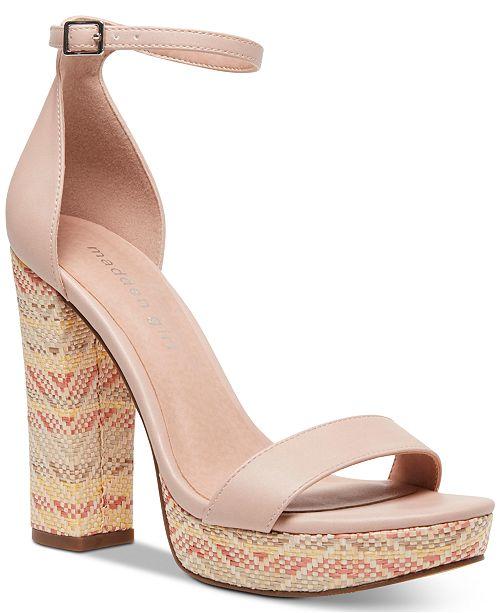 0a369155b Madden Girl Suzy Platform Sandals   Reviews - Sandals   Flip Flops ...