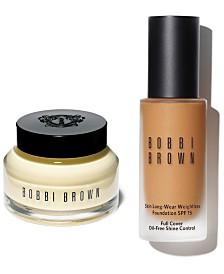 Bobbi Brown Prep & Perfect Customizable Set $69 (A $106 Value!)