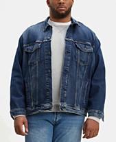 4ffda4caed85 Levi s® Men s Big   Tall Stretch Denim Trucker Jacket