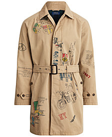 Polo Ralph Lauren Men's Twill Coat