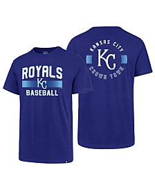 '47 Brand Men's Kansas City Royals Rival Slugger T-Shirt