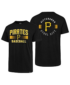 '47 Brand Men's Pittsburgh Pirates Rival Slugger T-Shirt