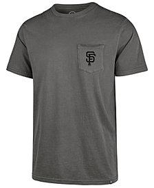 '47 Brand Men's San Francisco Giants Hudson Pocket T-Shirt
