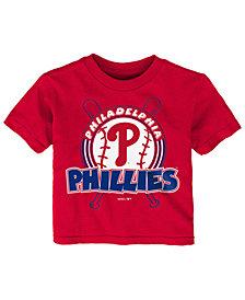 Outerstuff Philadelphia Phillies Fun Park T-Shirt, Toddler Boys (2T-4T)