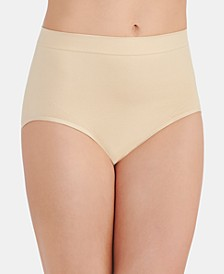 Seamless Smoothing Comfort Brief Underwear 13264, also available in extended sizes