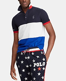 Polo Ralph Lauren Men's Custom Slim Fit Polo