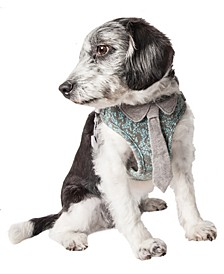 'Fidomite' Reversible and Adjustable Dog Harness with Neck Tie