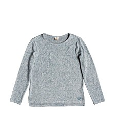 Roxy Girls Cosy Day Long Sleeve Top