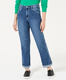Straight-Leg Carpenter Jeans