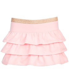 Epic Threads Little Girls Ruffled Skirt, Created for Macy's